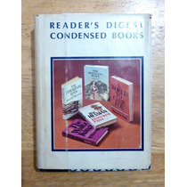 Readers Digest Condensed Books. 5 Libros En Inglés.