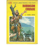 Libro Robinson Crusoe / Daniel Defoe 1973