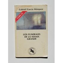 Gabriel Garcia Marquez Los Funerales De Mamá Libro Importado