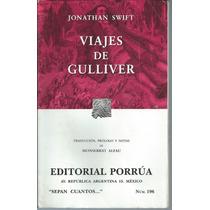 Libro Los Viajes De Gulliver / Jonathan Swift