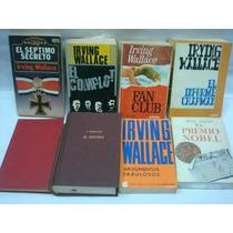 Ofrecemos 20 Novelas Del Escritor: Irving Wallace. El Precio