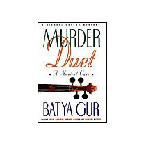 Libro Batya Gur - Murder Duet Musical Case Novela Crimen Mp0