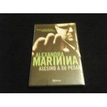 Libro Alexandra Marinina - Asesino A Su Pesar Rusia Mp0
