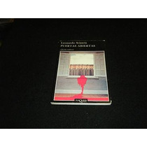 Libro Sciascia Puertas Abiertas Novela Italia Mp0 Eco Calvin