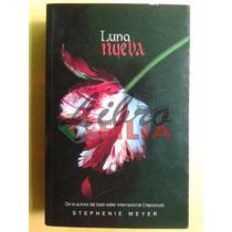 Luna Nueva - Stephenie Meyer (2008) Saga Crepúsculo