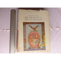 Higuera, Antología De Prosistas Sinaloenses. Vol. Ii. Tomo 1