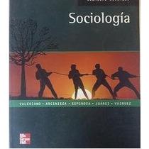 Sociología Para Bachillerato