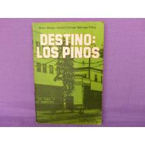 Mario Melgar Y Enrique Berruga, Destino: Los Pinos.