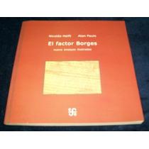 Libro Nicolas Helft El Factor Borges Ensayo Mp0 Envio Gratis