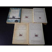 Armando Palacio Valdés. Colección Austral 5 Libros