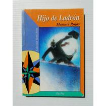 Manuel Rojas Hijo De Ladron Libro Importado 2005
