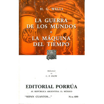 Guerra De Los Mundos / Maquina Del Tiempo - H. G. Wells