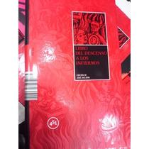 Libro Del Descenso A Los Infiernos 451 Editores Pasta Dura