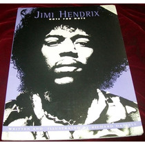 Jimi Hendrix Note For Note Partitura Tabla Musica Libro Mn4