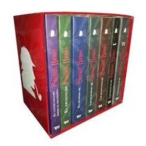 Estuche Sherlock Holmes Con 7 Libros En Español