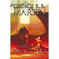 Juego De Tronos Danza De Dragones - R. R. Martin Libro 5 Sp0