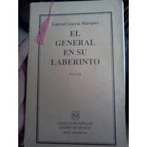 El General En Su Laberinto Gabriel García Marquez