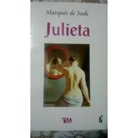 Julieta, Marques De Sade, Libro Nuevo Vbf
