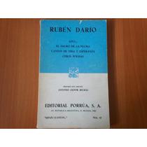 Ruben Dario - Azul... El Salmo De La Pluma - Cantos De Vida