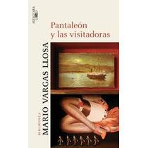 Pantaleon Y Las Visitadoras Mario Vargas Llosa Vv4
