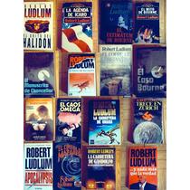 Coleccion Robert Ludlum El Precio Es Por Libro