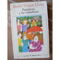 Pantaleon Y Las Visitadoras. Mario Vargas Llosa. $159