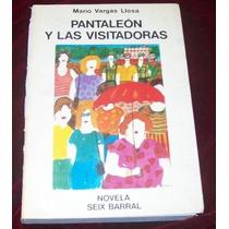 Libro Mario Vargas Llosa - Pantaleon Y Las Visitadoras Fdp