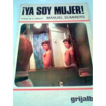 Libro Ya Soy Mujer Autor M Summers Libro Vv4