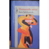 Libro Demasiado Amor