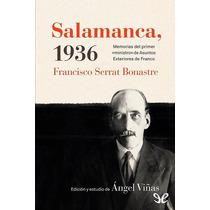 Salamanca, 1936 Ángel Viñas Libro Digital
