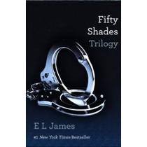 Trilogy Fifty Shades - 50 Sombras De Grey Trilogía En Inglés