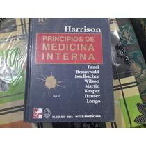 Tomo 1 Principios De Medicina Interna (harrison)
