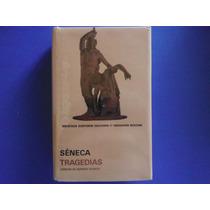Séneca (tragedias) Libro Nuevo Edición Bilingüe De Colección
