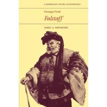 Libro Cambridge Opera Series Verdi Falstaff Fn4 Envio Gratis