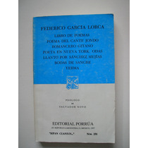 Libro De Poemas - Federico García Lorca - 1997 - Maa