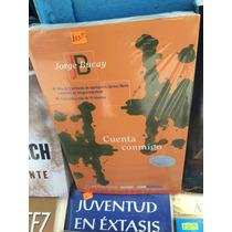 Libro Cuenta Conmigo, Jorge Bucay