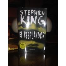 El Resplandor Stephen King Edicion Debolsillo