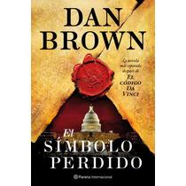 Libro El Simbolo Perdido Dan Brown - Envio Gratis