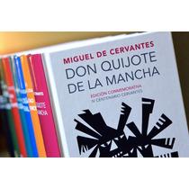 El Quijote De La Mancha - Ed. Conmemorativa (2015 ) - Rae