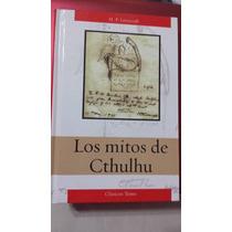 Los Mitos De Cthulhu, H.p. Lovecraft, Nuevo, Original Vbf