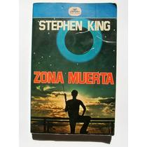 Stephen King Zona Muerta Libro Mexicano 1986