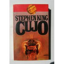 Stephen King Cujo Libro Mexicano Edicion 1986 Grijalbo