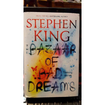 Tha Bazar Of Bad Dreams, Stephen King, Nuevo Original Impor