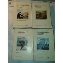 Libros La Antropología Mexicana Siete Tomos
