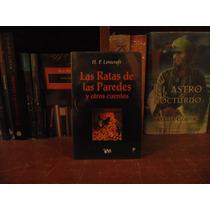 Las Ratas De Las Paredes Y Otros Cuentos - H. P. Lovecraft