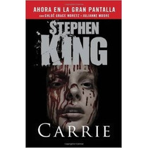 Libro Carrie Stephen King Español