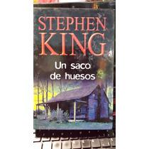 Un Saco De Huesos, Stephen King, Usado Original, Importado