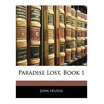 Paradise Lost, Book 1, John Milton