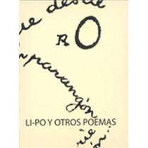 Lipo Y Otros Poemas - Jose Juan Tablada