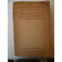 Schak, Adolfo. Poesía Y Arte De Los Árabes.